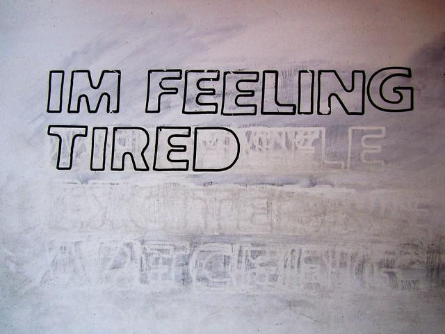 im feeling tired | Flickr - Photo Sharing!