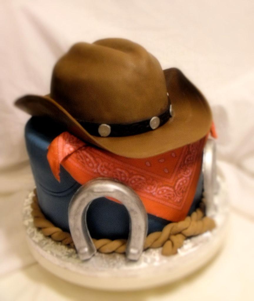 Cowboy Western Cake Ideas