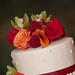 Cake Flowers — Farrell's Florist in Drexel Hill, PA — Photo Courtesy Creative Images Photography