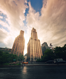 Woolworth Building | by Philipp Klinger Photography