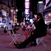 Times Square at 4am by Karen Strunks