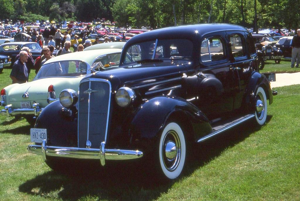1935 chevrolet master deluxe 4 door richard spiegelman for 1935 chevrolet 4 door sedan