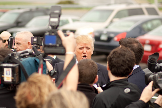 Paparazzi and The Donald