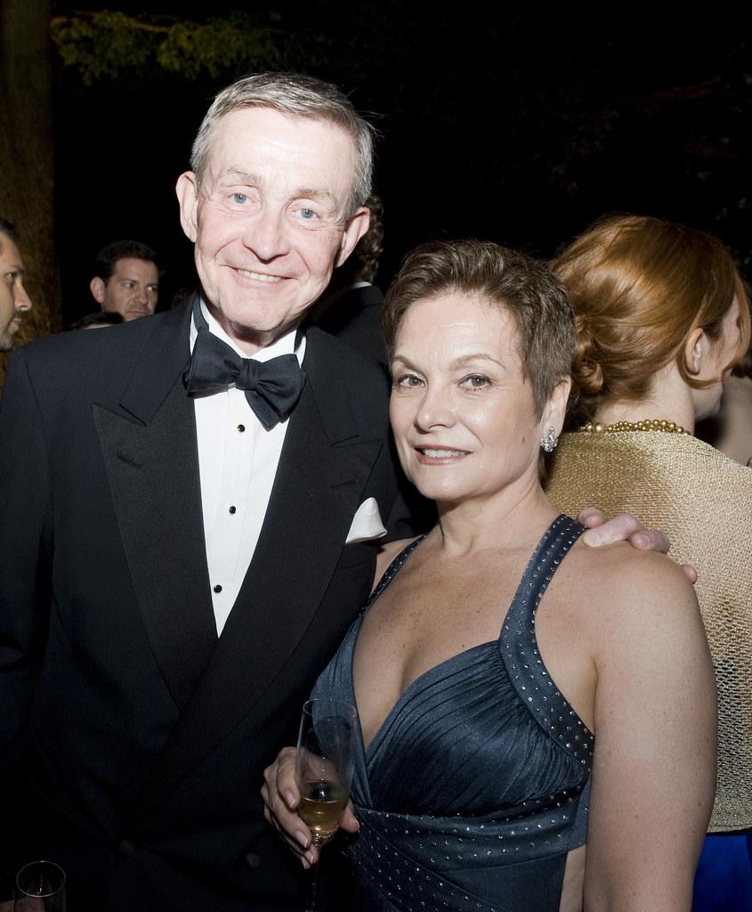Bill Plante And Robin Smith Bloomberg Vanity Fair Flickr