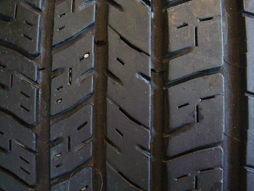 Used Tire Tread | by The Tire Zoo