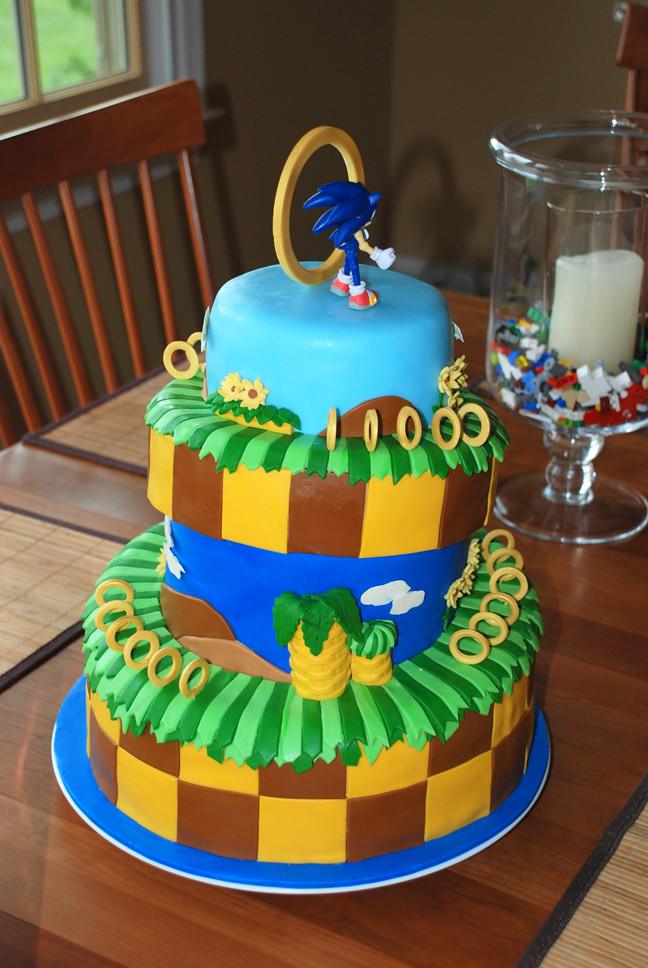 Cake By Rope