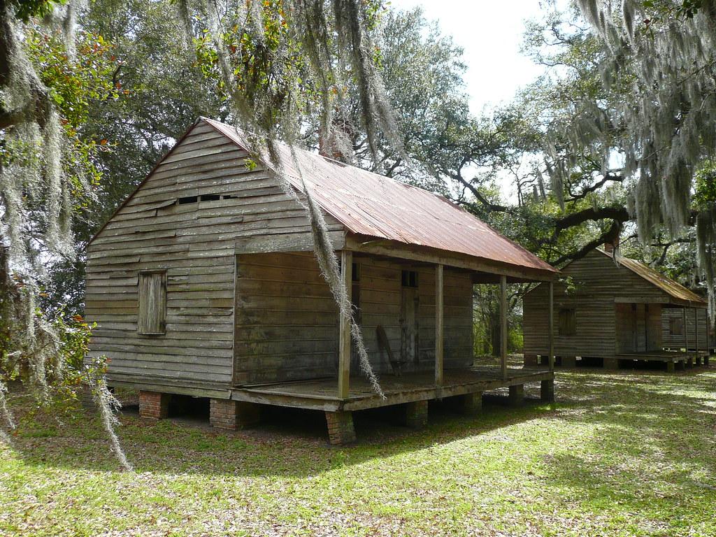 Evergreen Plantation, LA ~ slave quarters | Go on a tour ...
