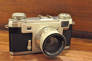 Contax IIa:  A New Old Friend | by 12th St David