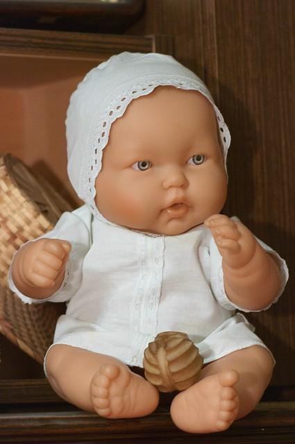 Berenguer Marked 16 Quot Vinyl Baby Doll Pacifier Girl Boy