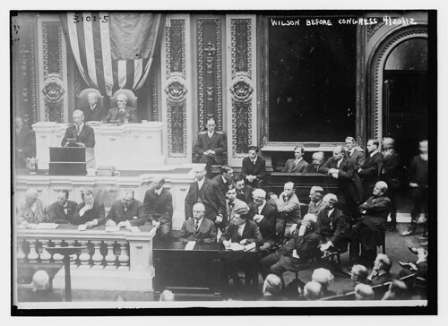 Wilson before Congress, 4/20/[12]  (LOC) | by The Library of Congress