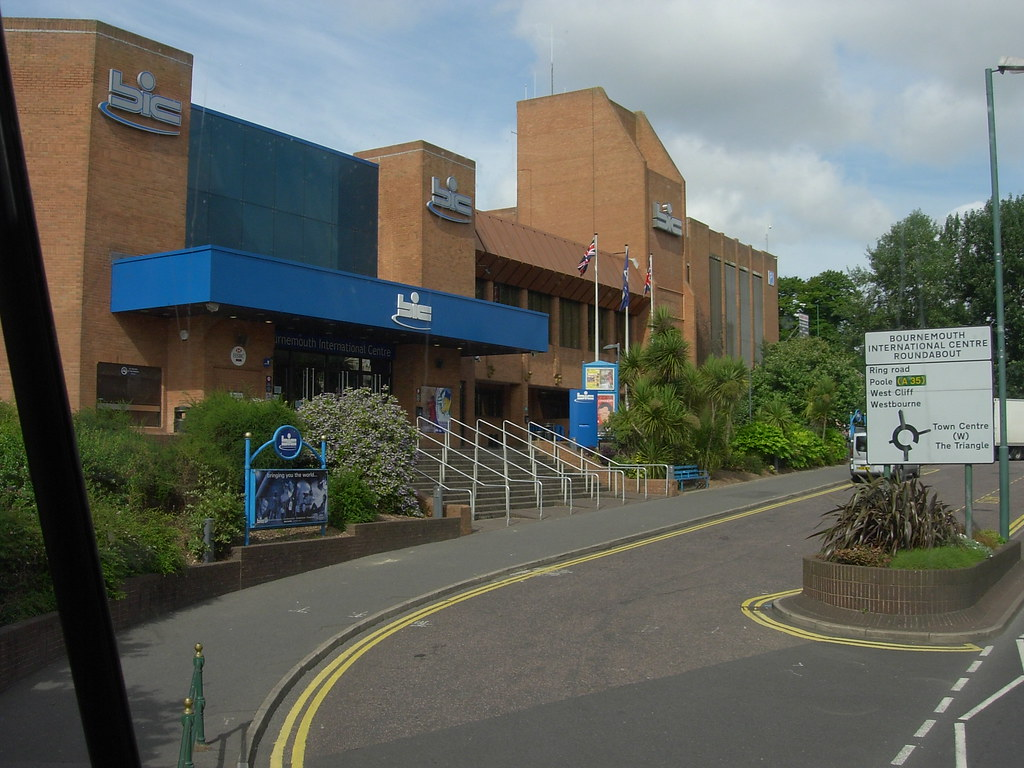 The Bournemouth International Centre Exeter Rd June 2008 Flickr