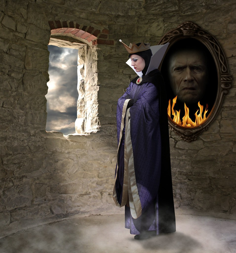 Magic Mirror On The Wall  Snow Whites Evil Queen  Flickr