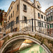 The Mossy Bridge - (HDR Venice, Italy)