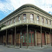 Classic architecture in the French Quarter