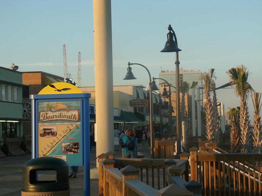 Boardwalk Myrtle Beach Tile