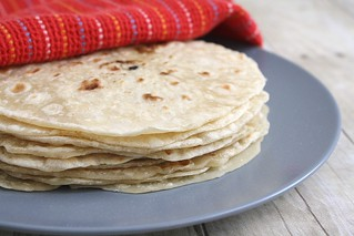 Homemade Flour Tortillas | by Tracey's Culinary Adventures
