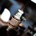 Vintage Edison Spark Plug