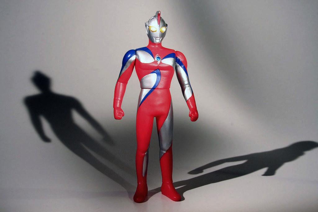 Ultraman Cosmos Corona Mode Ultraman Cosmos (Coron...