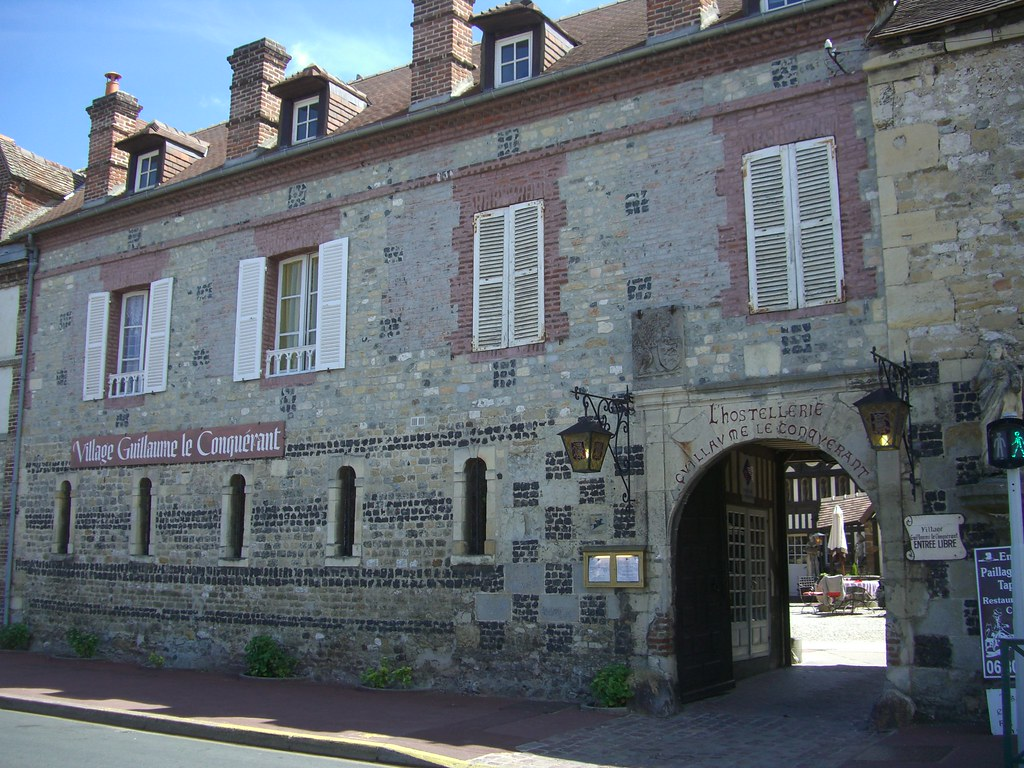 Restaurant Guillaume Le Conquerant A Dives Sur Mer