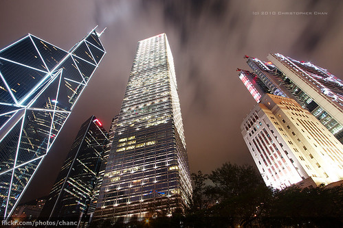Hong Kong Skyscrapers (#56) | by Christopher Chan