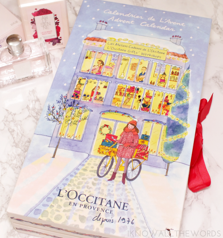 loccitane advent calendar 2016 (2)