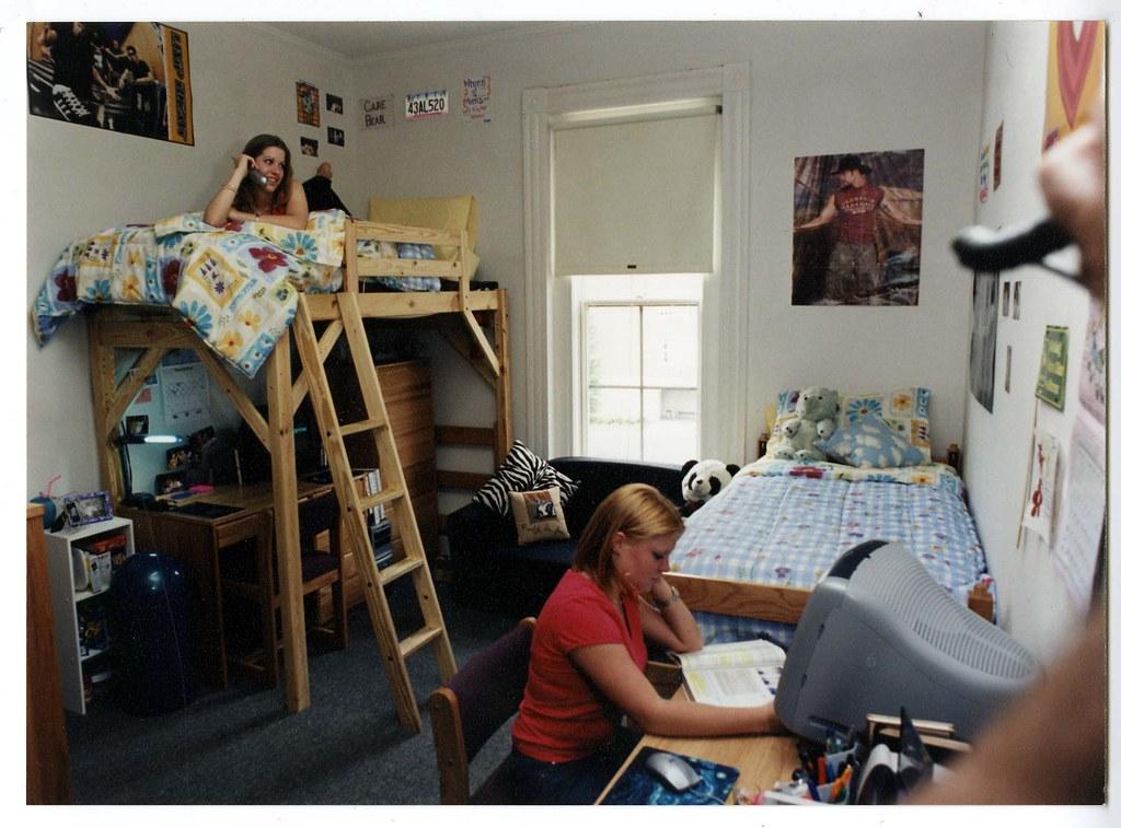 Winthrop Dorm Rooms