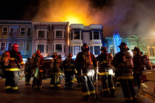 Mission Street Fire | by Amicus Telemarkorum