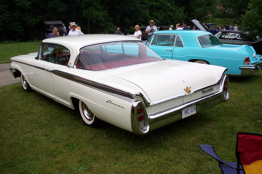 1960 Monarch Lucerne | The next year, 1961, would be the ...