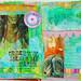 Paint prep journal spread