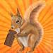 Super squirrel.