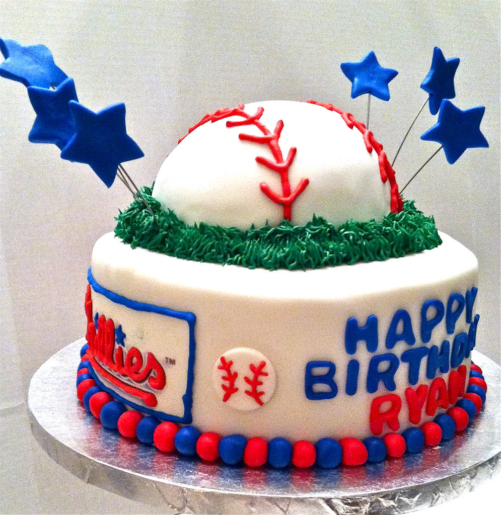 Birthday Cake Philadelphia