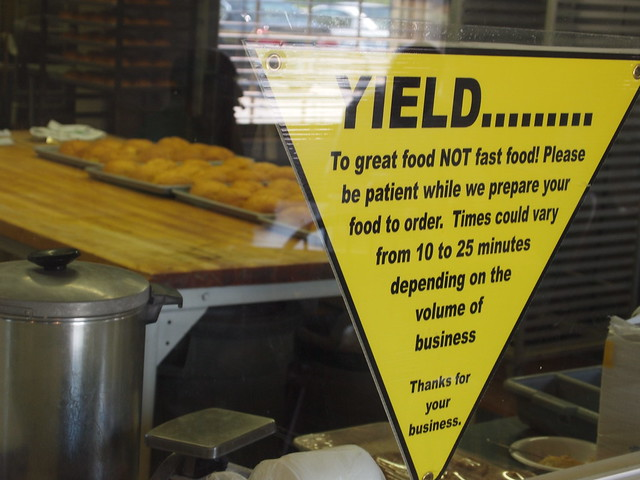 Fast Food Shreveport Bossier