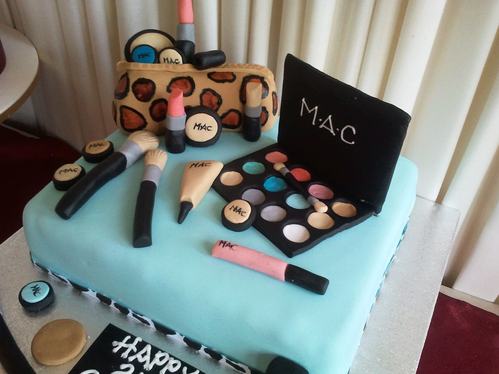 Camera Birthday Cake Ideas