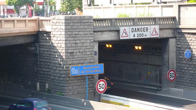 Boulevard p riph rique porte d 39 italie paris flickr - Porte peripherique paris ...