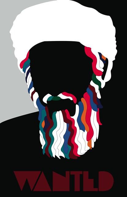 Milton Glaser: Osama | Flickr - Photo Sharing!