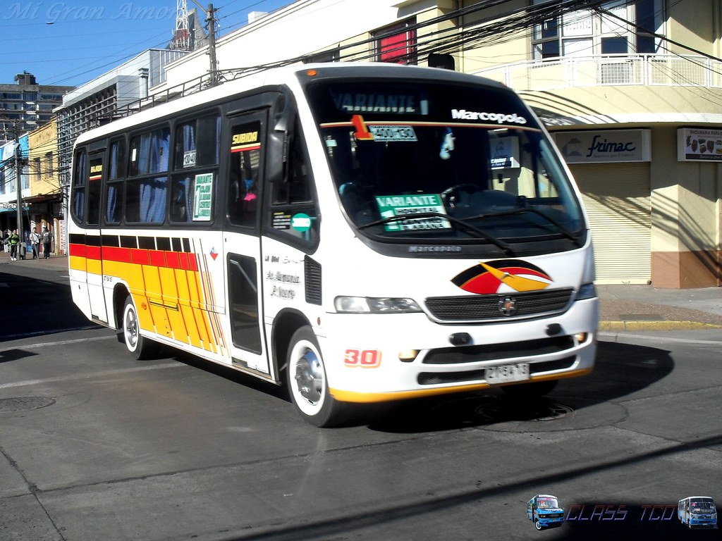 Resultado de imagen para Línea 1B Temuco