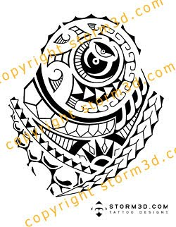dj tattoo polynesian style spearheads tatau mark storm flickr. Black Bedroom Furniture Sets. Home Design Ideas