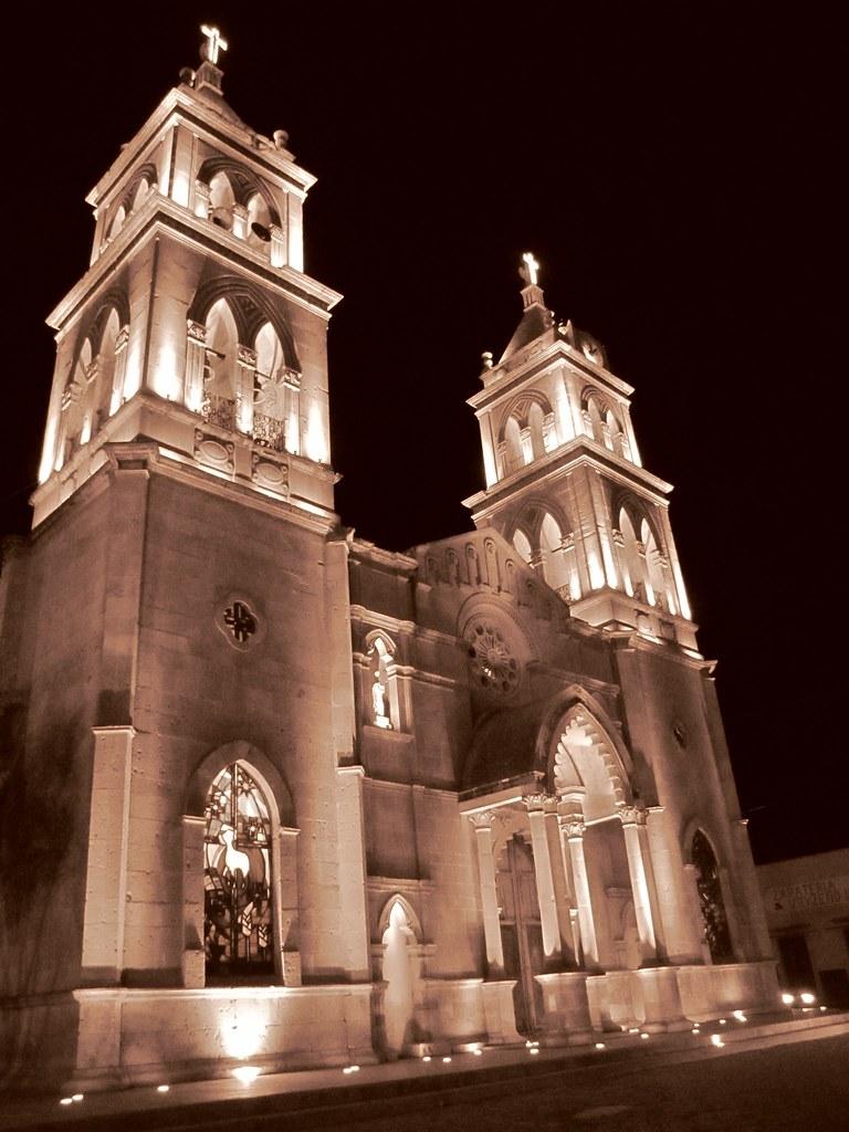 Templo San Miguel Arca...