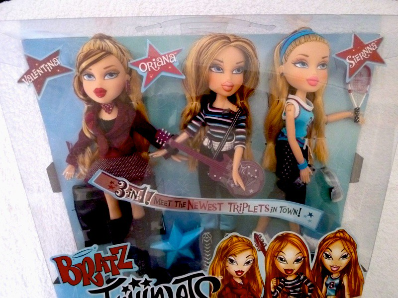 Bratz Oriana FOUND!  Triplets Makeover Coming!  YouTube