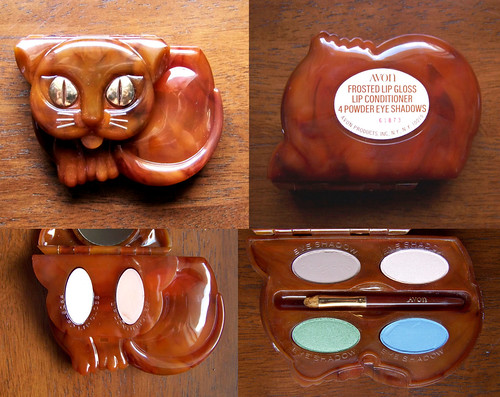 Vintage Avon Honey Cat Collection | by Vané Michelle