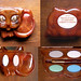Vintage Avon Honey Cat Collection
