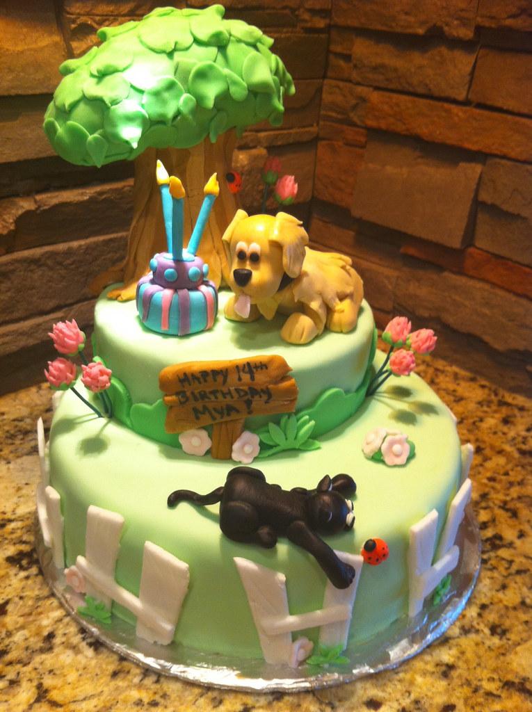 Patricia Birthday Cake