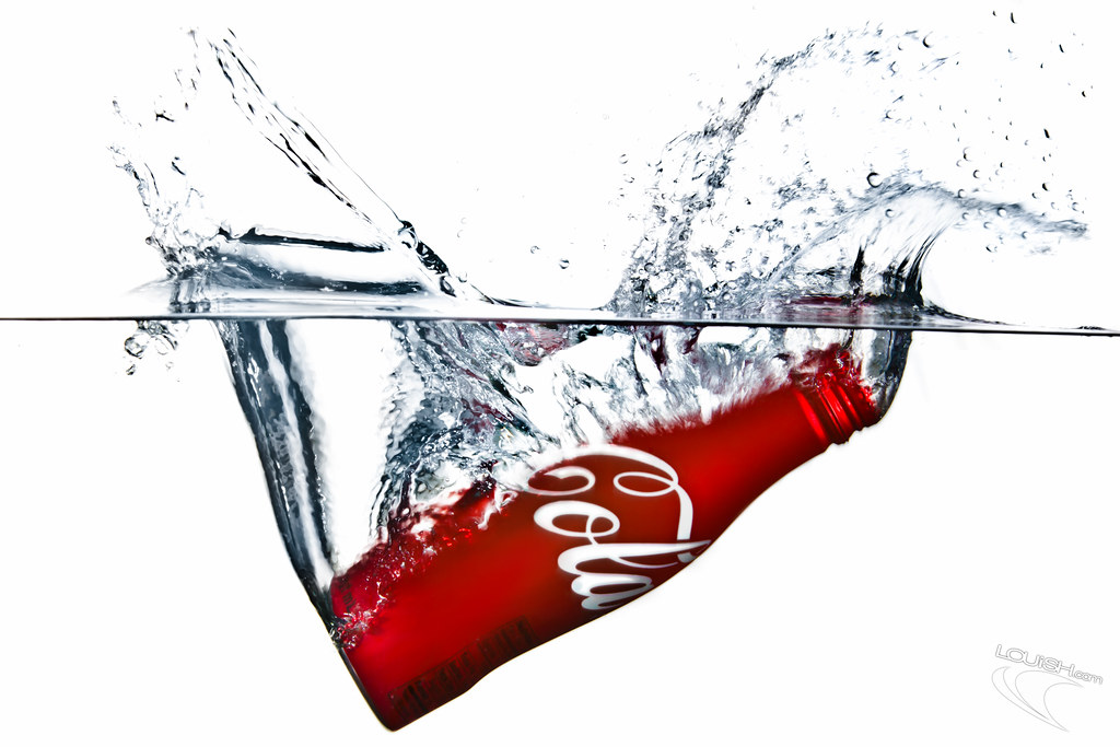 Coca Cola And A Glass Youtube Avert
