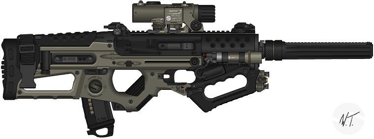 "Sweetwater Operator: ""Diamondback"" F2000 