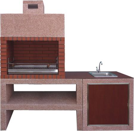 Av840f brick barbecue diy brick - Modelos de barbacoas ...