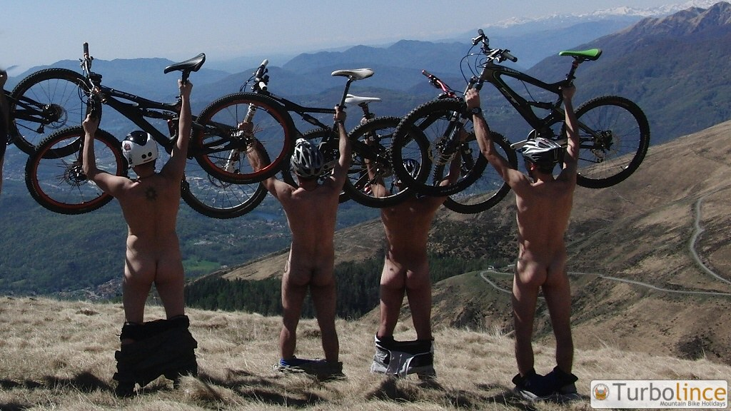 Funny MTB Skyline | A Classic Mountain Bike Skyline ...
