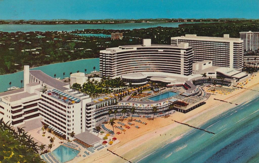 Fountain Blue Hotel In Miami Florida