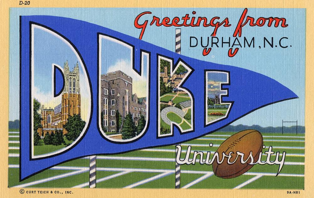 North Carolina Duke