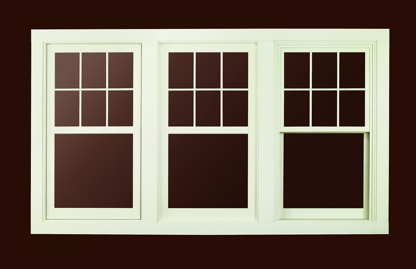A series casement window with exterior trim a series for Window design new style