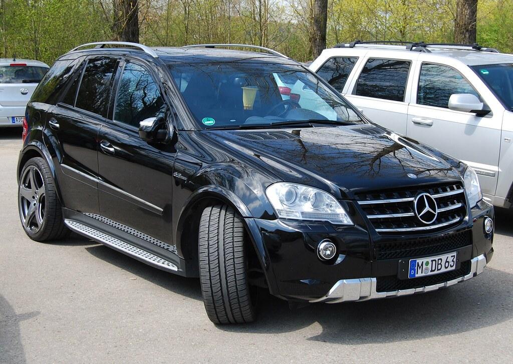Mercedes Benz Ml 63 Amg Sweden Man Flickr